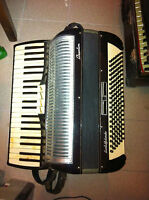 Fisarmonica 120 Bassi Ariston Anni '50 - ariston - ebay.it