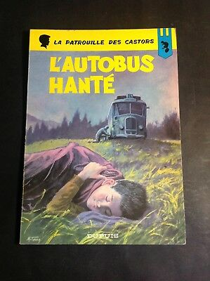 Mitacq - L'Autobus Hanté - La Patrouille des Castors - 1967 - EO - BD2
