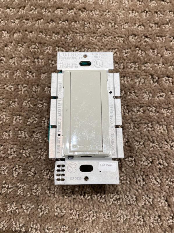 Lutron RRD-8ANS-LA, RadioRA 2 Switch, Light Almond, RA2