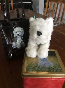 Harrods West Highland Terrier dog with Harrods bag Johns River Greater Taree Area Preview