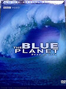 BBC & DISCOVERY DVDS BLUE PLANET/Planet Earth