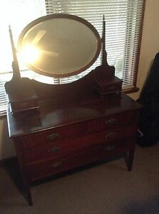Dressing table Glandore Marion Area Preview