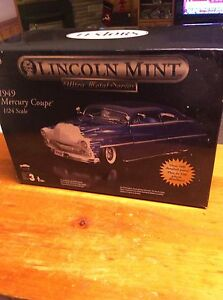 Model Car 1949 Mercury Coupe 1:24 Kit Peterborough Peterborough Area image 1
