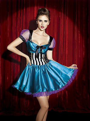Mad Hatter Maid Alice in Wonderland Costume Teen Girl Adult Women Halloween - Teens Halloween Costumes