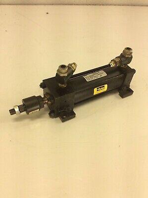 Parker Series 2A Pneumatic Cylinder, 02.00 CC2AU18AC 4.500, 250PSI, 4.5