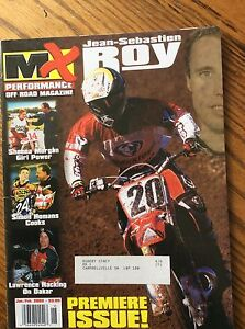 Can Motorcycle Mags- MX Performance 2002-2004