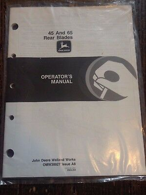 John Deere Predelivery Instructions Manual For 410 420 430 460 Loaders