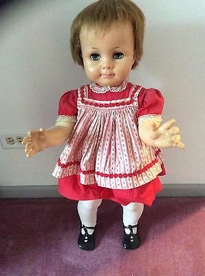 "VINTAGE 1960'S IDEAL 32"" SAUCY WALKER DOLL"
