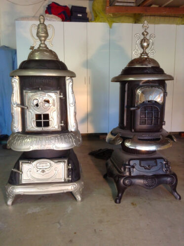 Antique Stove: German Heater