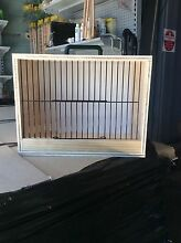 Bird Carry Boxes $10.00! Plywood Box! In Stock Now! St Marys Penrith Area Preview