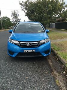 Honda Jazz 2014 (MY15) with 39,000km Newcastle East Newcastle Area Preview