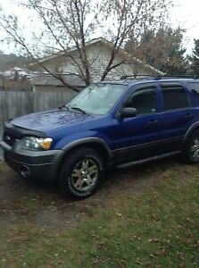 2005 Ford Escape 4wd