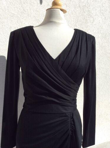 Sublime robe haute couture loris azzaro 38 tbe