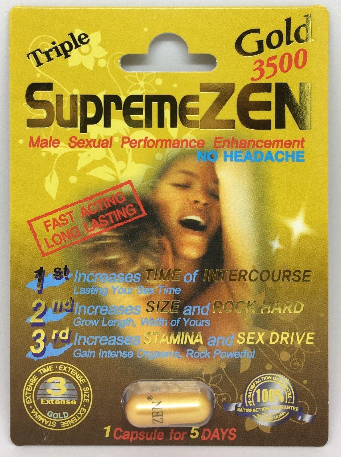 Triple Supremezen 3500 - Just Me And Supreme