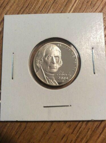 2009 Jefferson Nickel S Proof