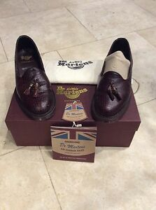Dr Martens MIE women's Arabella Loafers UK4 LIMITED EDITION