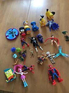 Lot de figurines