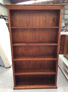 Factory Second 'Settler' Bookcase Epping Whittlesea Area Preview