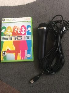 Disney Sing It with mic for Xbox 360
