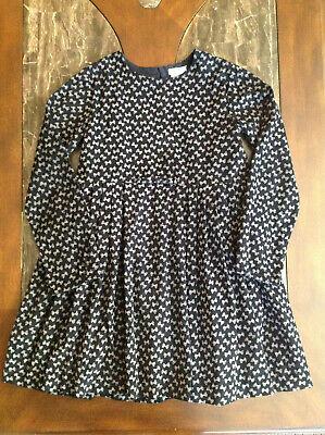 Long Sleeve Communion Dress (NWT Jacadi Kids Long Sleeve Dress SZ 12A 11 12 10)