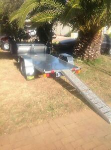 Motorcycle / quad trailer  new Mindarie Wanneroo Area Preview