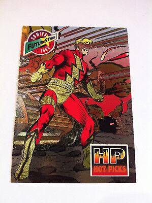 1993' Comics Future Stars the Point M Foil Promo trading card HP7 Hot Picks Mint