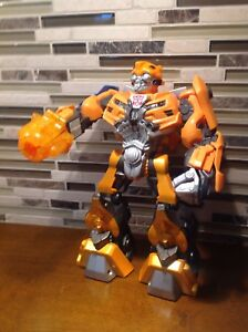 Hasbro Transformers Bumblebee Talking Light & Sound Toy by TOMY