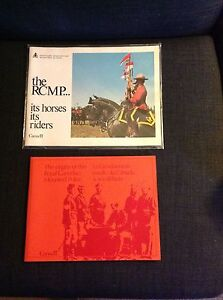 RCMP  booklets