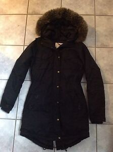 Community Paradigm Parka, Black, Size Small