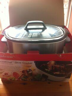 Sunbeam HP6000 SecretChef Banquet Slow Cooker 6L Bossley Park Fairfield Area Preview