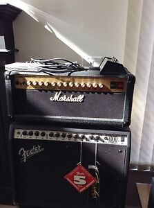 Marshall JCM 600 Amp All original Edmonton Edmonton Area image 1