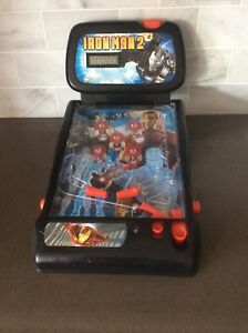 Iron man 2 pinball machine