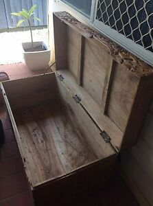 Large Camphor Wood Chest Nudgee Brisbane North East Preview
