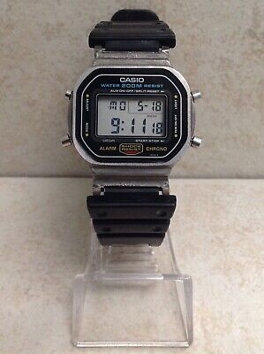 "RETRO CASIO G-SHOCK DW-5600 (901) ""SCREW-BACK"" CLASSIC DIGITAL DISPLAY WATCH"