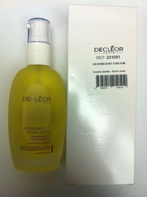 Decleor Aromessence Ylang Ylang Purifying Serum 50ml 1.7oz Salon Pro Size #AU1