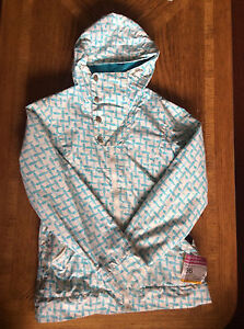 Girls Burton ski jacket size small