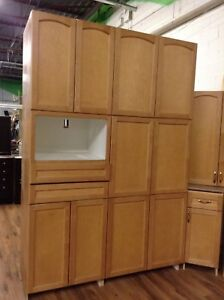 Large Gently Used Kitchen at the HFH ReStore