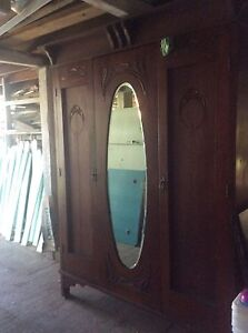 Retro cupboard, replica 1920s Art Deco Sherwood Brisbane South West Preview