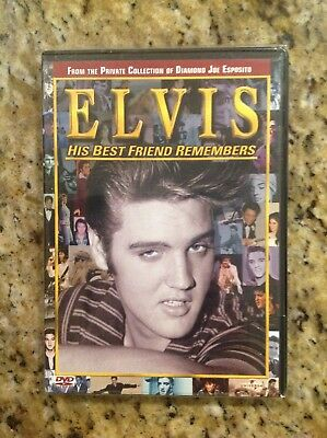 Elvis: His Best Friend Remembers (DVD, 2002)NEW Authentic US