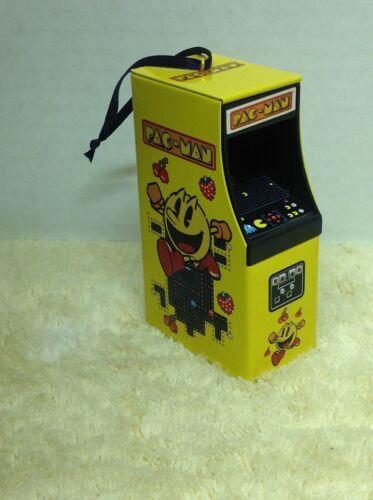 Mini PAC Man Pacman Video Game Christmas Tree Ornament