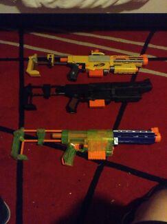 3 Nerf RECONS Kotara Newcastle Area Preview