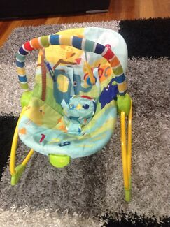 Baby Rocking Chair/ Bouncer