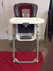 Graco Table Fit Finley High Chair ***sold ppu***