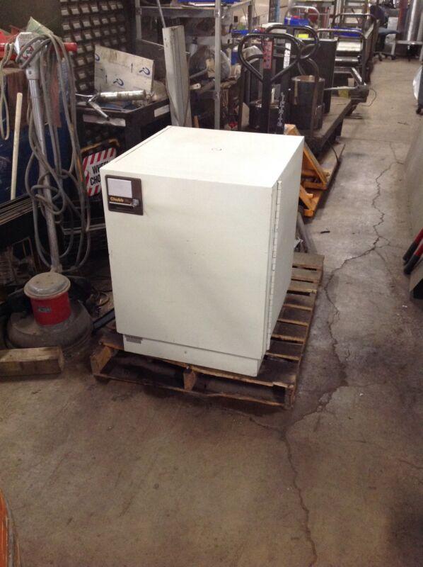 Chubb Safe Equipment Company Data Cabinet, X552730