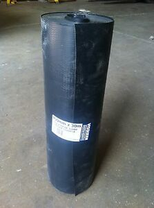 Roll of Visqueen 450mm x 30Mtr Damp Proof Course DPC Membrane