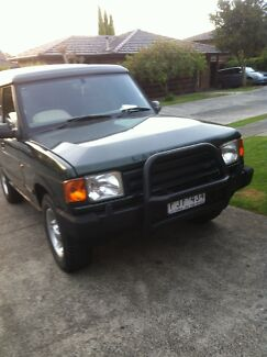1998 Land Rover Discovery 1 Noble Park Greater Dandenong Preview