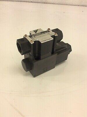 Daikin Solenoid Controlled Valve, KSO-G02-2BA-30-EN, 100 VAC, Used, WARRANTY
