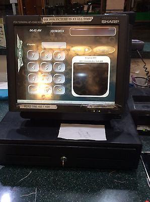 Microsale Restaurant Pos Computer System