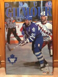 Doug Gilmour, Toronto Maple Leafs wall plaque