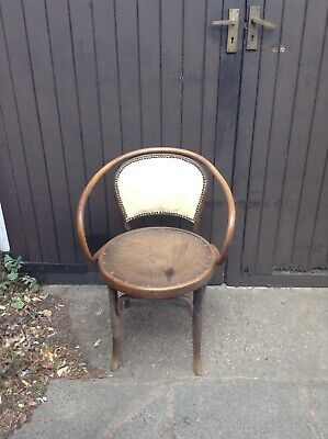 Bentwood arm chair,desk chair